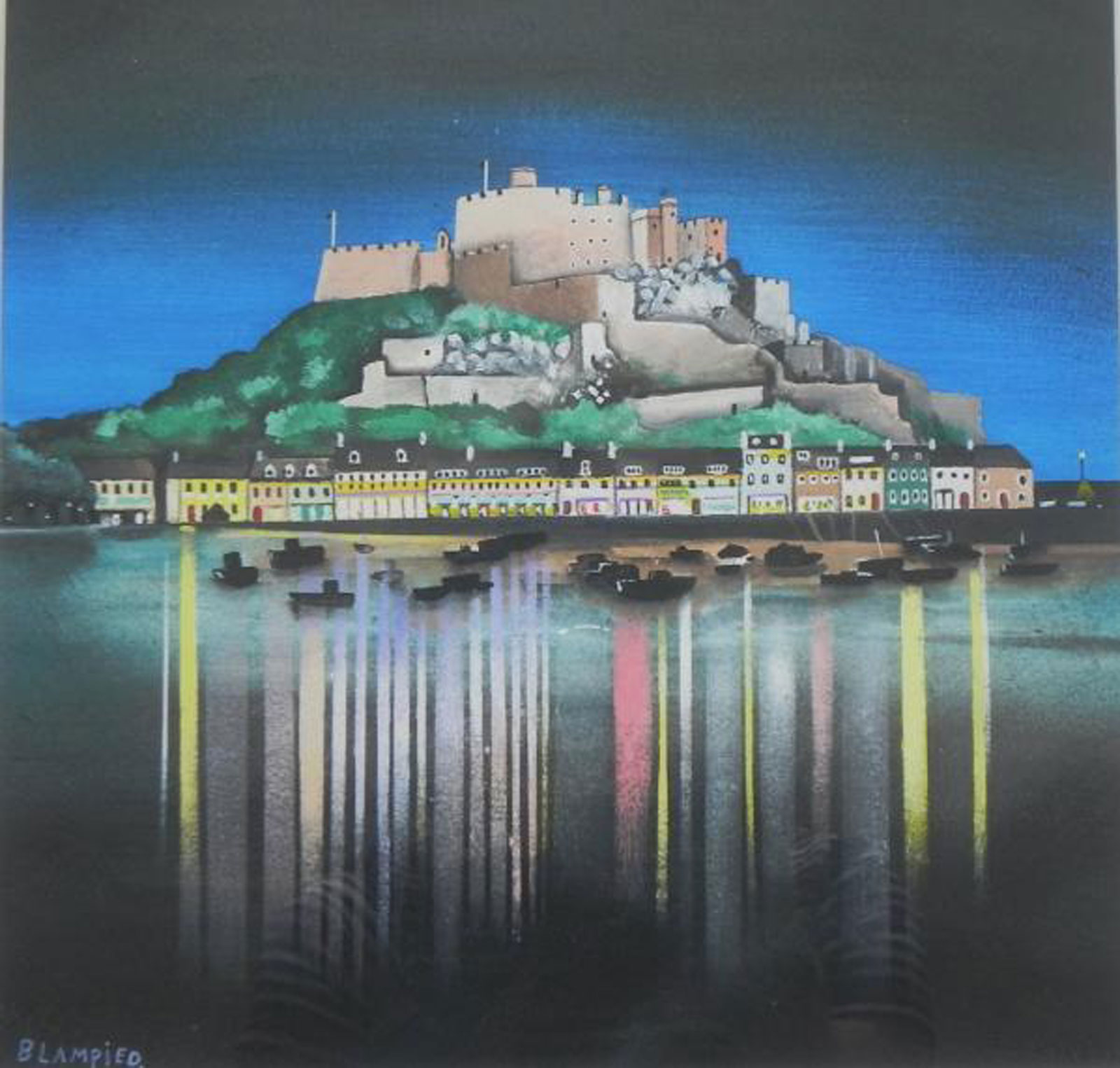 Gorey At Night