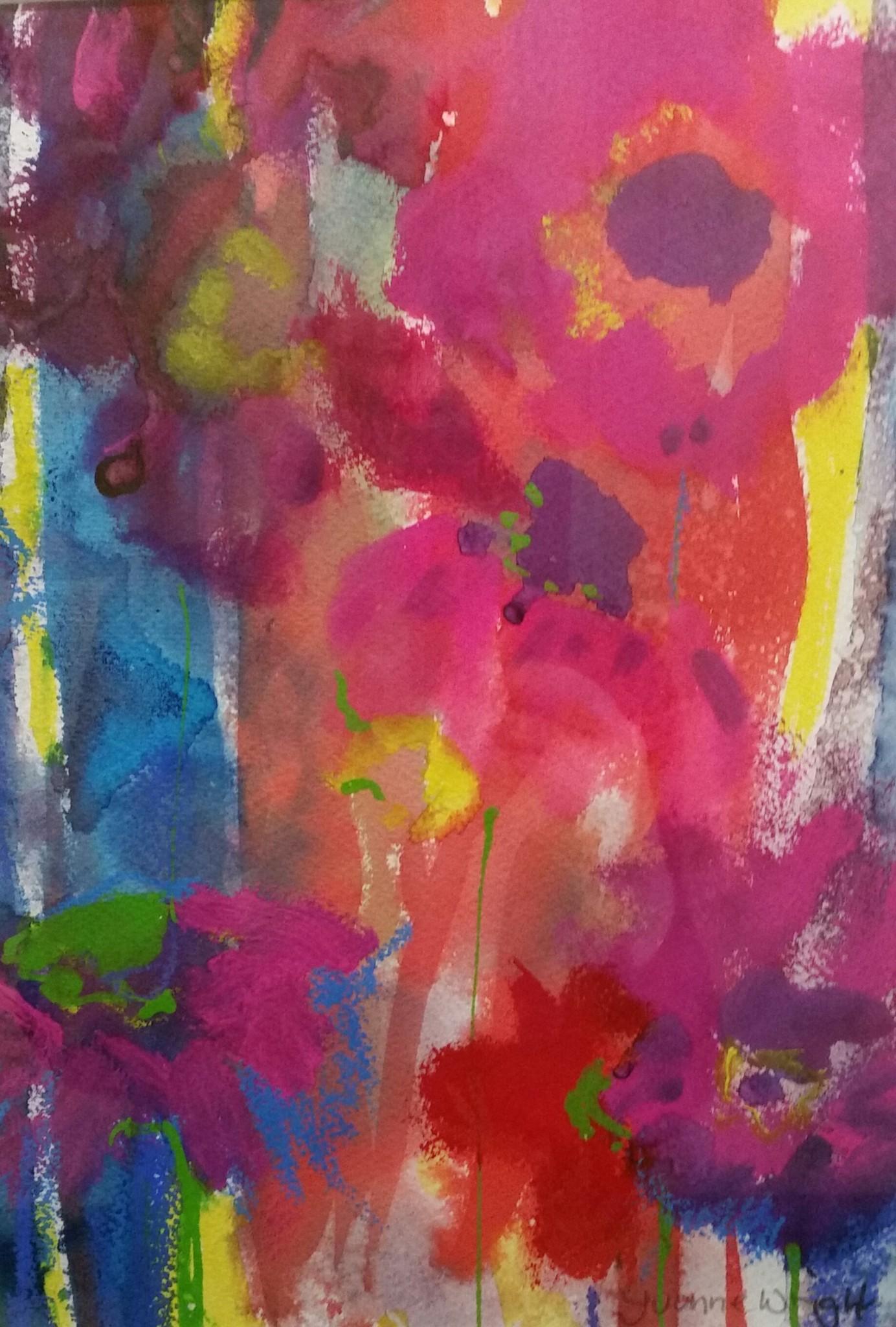 Poppy Love 1 - Victoria Art Gallery
