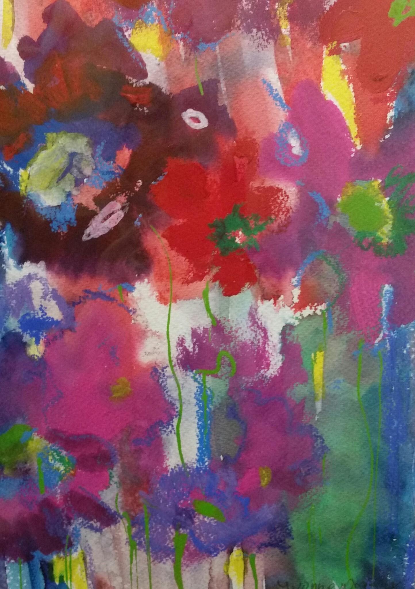 Poppy Love 11 - Victoria Art Gallery