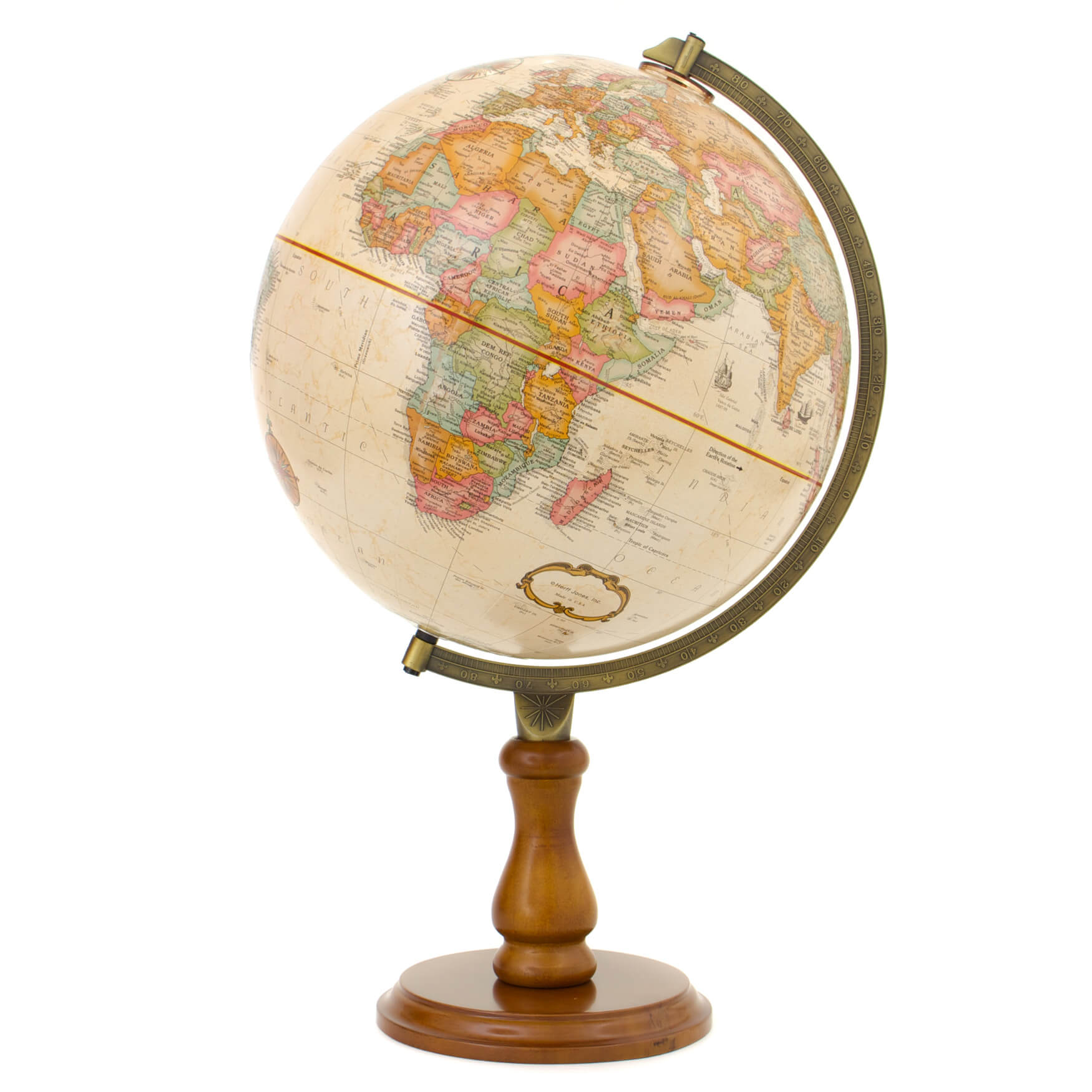 Exeter Globe – out of stock